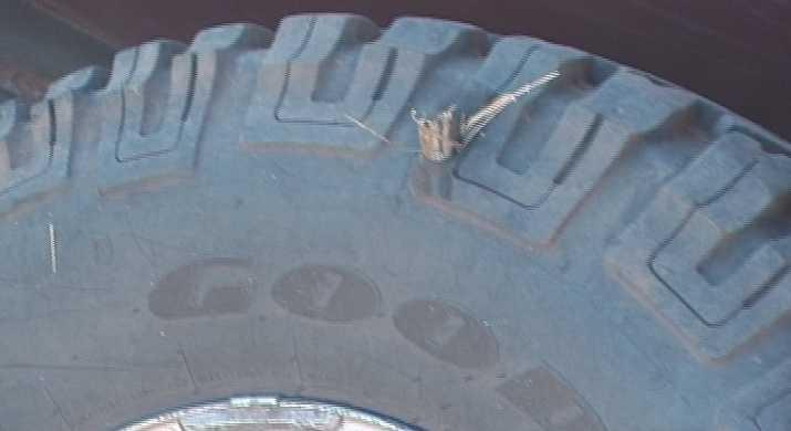 Tire Repair Kit >> Beadell Tours - Tubeless vs Split Rims - Safety & Tyre ...