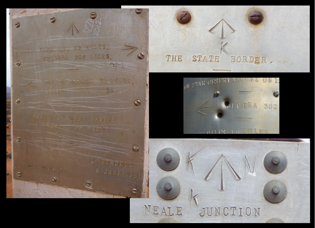 damage to plaques